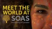 Meet the world at SOAS