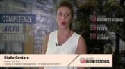 Master Luxury & Fashion Management Business School de Il Sole 24 ORE - Intervista a Giulia Cestaro